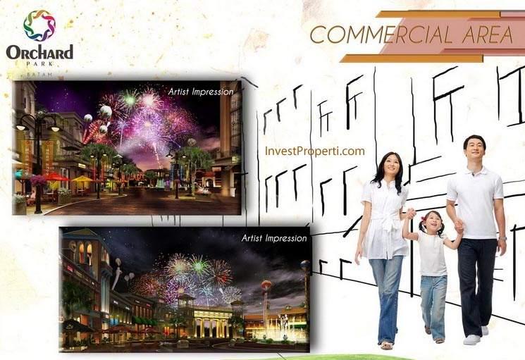 Orchard Park Batam Commercial Area