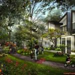 Garden View Orchard Park Batam