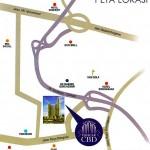 Peta Lokasi Puncak Dharmahusada