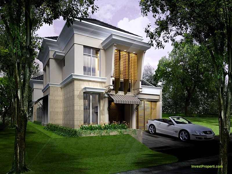 Tipe Rumah Sheffield 8 Hook Greenwich Park BSD City