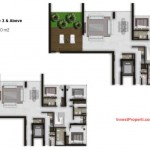 Tipe Unit Penthouse 3