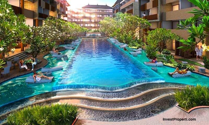 Pool Swiss-Belhotel Kuta Bali