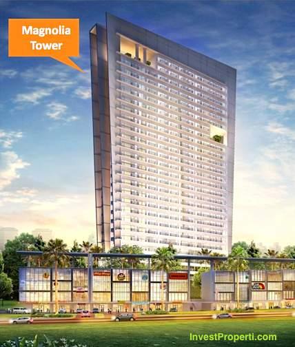 Casa de Parco Apartemen BSD City Tower Magnolia