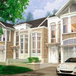 Design Rumah Whitsand Tipe 10 Greenwich Park BSD
