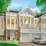 Design Rumah Whitsand Tipe 12 Greenwich Park BSD