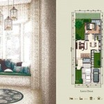 Unit Plan Whitsand Tipe 8 Greenwich Park BSD