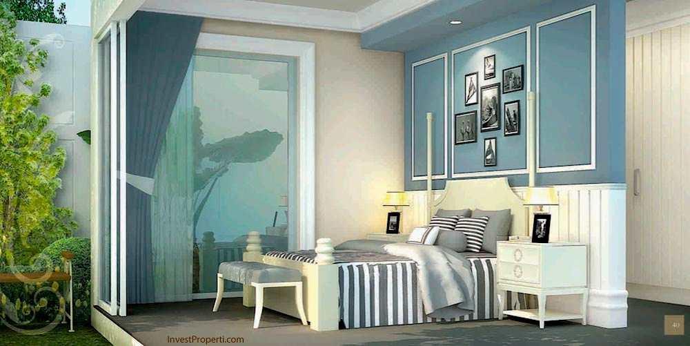 Design Living room Whitsand Tipe 9 Greenwich Park BSD