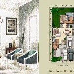 Unit Plan Whitsand Tipe 9 Greenwich Park BSD
