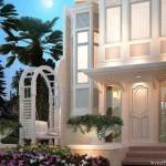 Design Rumah Modern Victorian Whitsand Grenwich Park