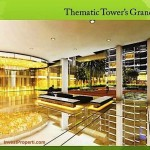 Thematic Tower Grand Lobby Landmark Residence