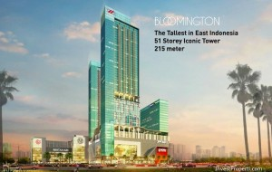 Bloomington Tower St Moritz Makassar