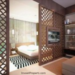 Contoh Interior Design St Moritz Makassar Apartemen Deluxe-Suite