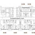 Floor Plan St Moritz Makassar Apartemen