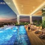St Moritz Makassar Infinity Sky Pool