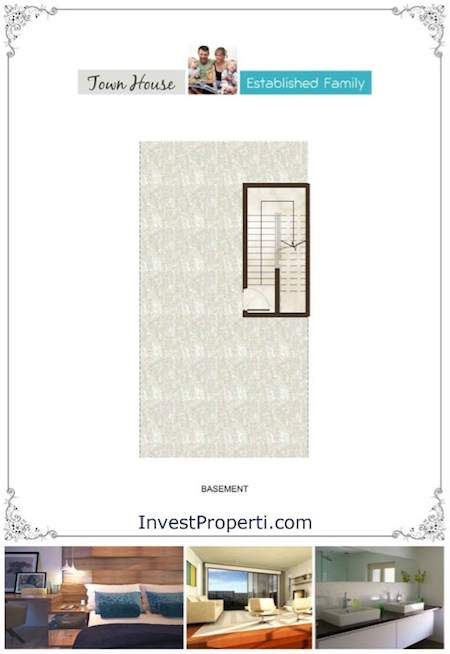 Basement Townhouse Puri Mansion Apartment