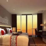 Kamar Hotel Meritus Seminyak