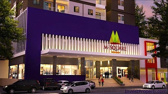 M-Square Apartemen Cibaduyut Bandung