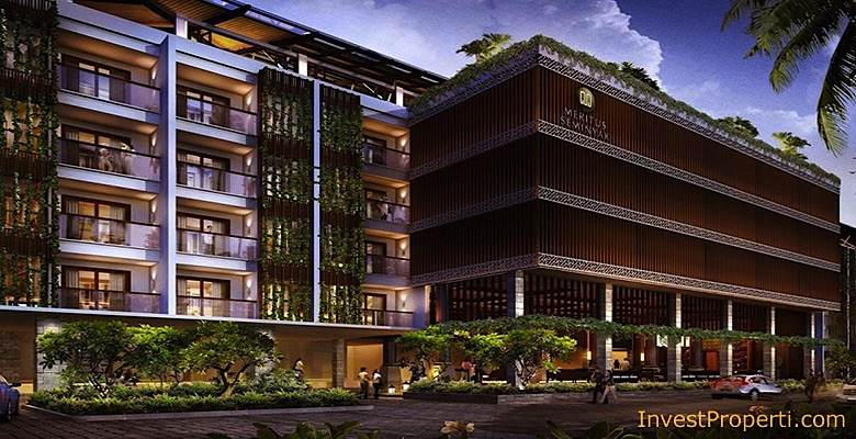 Meritus Seminyak Condotel Baru di Bali