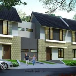 Rumah Cluster Premier Savanna Tipe A