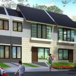 Rumah Cluster Premier Savanna Tipe B