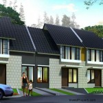 Rumah Cluster Premier Savanna Tipe D