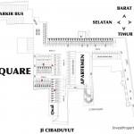 Site Plan Mekar Wangi Square Bandung