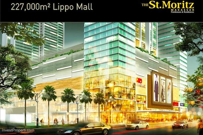 St. Moritz Makassar Lippo Mall