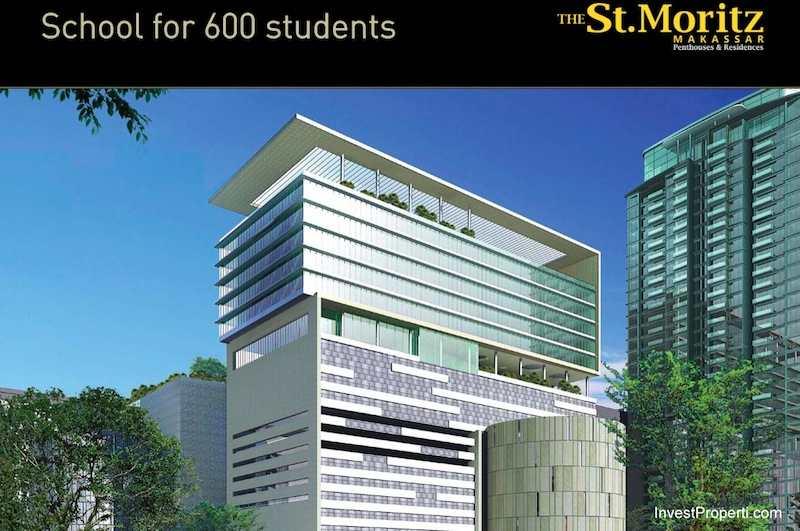 St. Moritz Makassar Siloam School