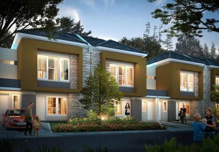 Rumah Tipe A Premier Serenity Bekasi