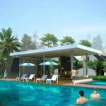 Vida Bekasi Swimming Pool Cluster Premier Savanna