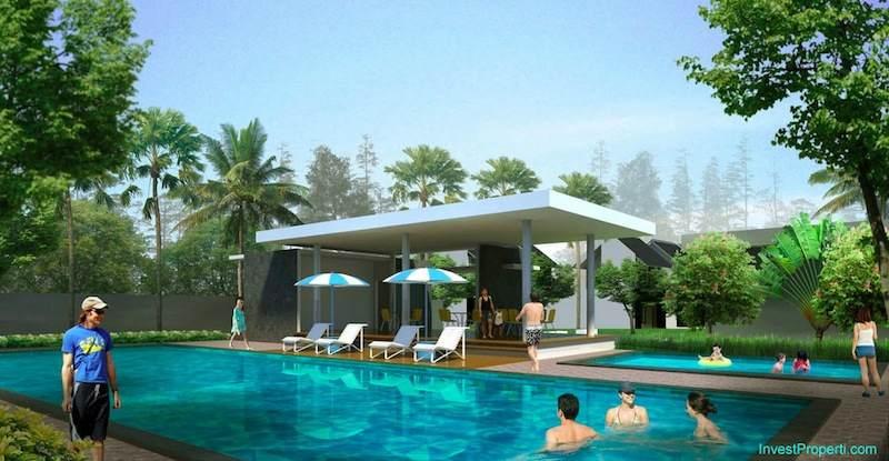 Vida Bekasi Swimming Pool Cluster Premier Savanna