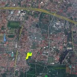 Google Map Foresque Ragunan Apartemen