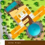 Site Plan Foresque Residence Ragunan