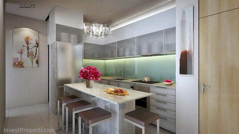 Kitchen Design @ ForesQue Ragunan