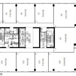 ITS Office Tower Floor Plan Lantai 23