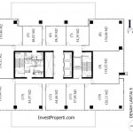 ITS Office Tower Floor Plan Lantai 5