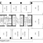 ITS Office Tower Floor Plan Lantai 6 8
