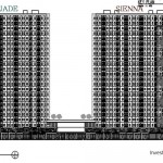 Key Plan Floor Zone Tower Kota Ayodhya Jade dan Sienna
