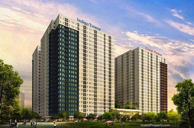 Kota Ayodya Apartemen Tower Indigo dan Coral