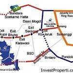 Peta Lokasi Citra Raya Cikupa