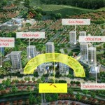 Site Plan Grand Arcade Citra Raya