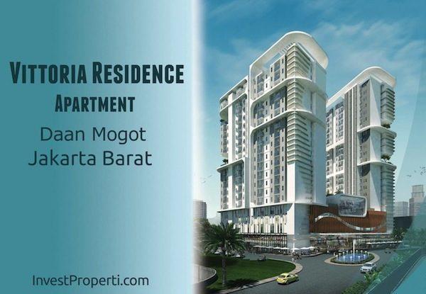 Vittoria Residence Daan Mogot Jakarta Barat