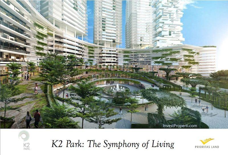 K2 Park Gading Serpong - Prioritas Land