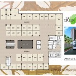 Denah Lantai 2,3,5 Apartemen Green Kosambi Bandung