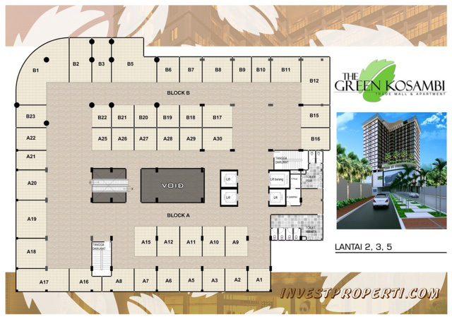 Green Kosambi Apartment Bandung Investasi Properti