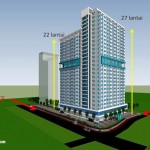 Parkland Avenue BSD City Perspective