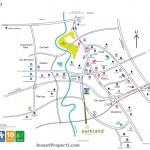 Peta Lokasi Parkland Avenue BSD
