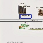 Peta Lokasi Puri Orchard