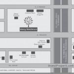 Peta Lokasi Wang Residence Jakarta