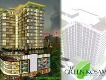 The Green Kosambi Apartment Bandung